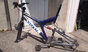 Titan Bike Frame