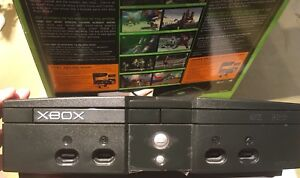 Xbox with 22 Games and 2 Controllers