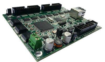 Ether-mach-cs Mach3 Mach4 Cnc Ethernet Motion Controller By Stepper3