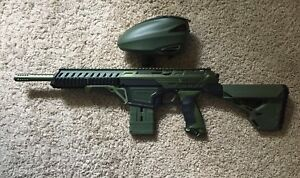 Dye dam paintball marker