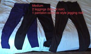 Pantalons de maternité grandeur Médium