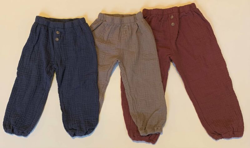 Wrinkled Pants