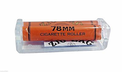 """Zig Zag AUTHENTIC Cigarette Roller/ Rolling Machine 78mm/ 1.25""""**FREE SHIPPING**"""