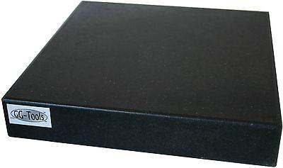 40253 GG-Tools Granit Messplatte 300 x 300 x 54mm Prüfplatte