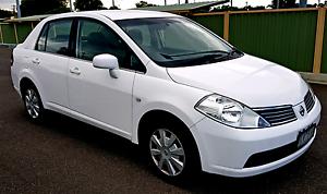 Nissan Tiida sedan 2006 AUTOMATIC WITH RWC Hoppers Crossing Wyndham Area Preview
