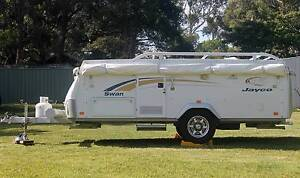 2009 Jayco Swan Callala Bay Shoalhaven Area Preview