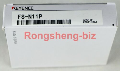 1pc New In Box Keyence Fs-n11p