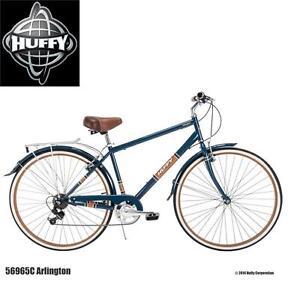 USED* HUFFY ARLINGTON MEN'S BIKE - 111538245 - 700C - BICYCLE - BLUE 7 SPEED