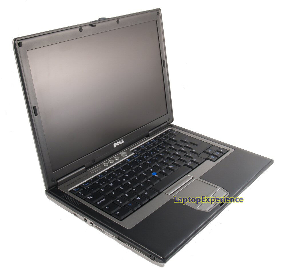 DELL LATITUDE LAPTOP COMPUTER Windows Core Duo 2 GB CDRW DVD WiFi Notebook HD PC