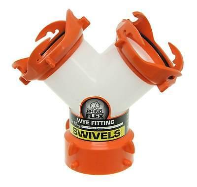Camco 39812 RhinoFLEX Wye Adapter