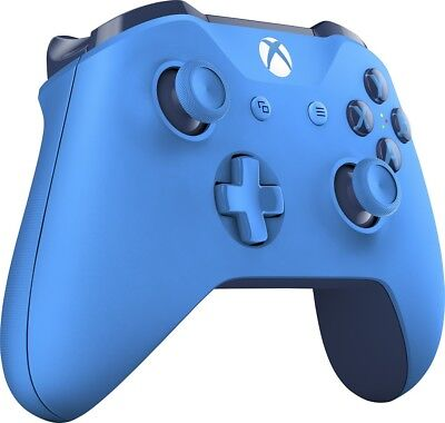 Microsoft WL3-00018 Xbox One Wireless Controller - Blue