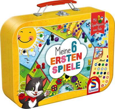 rspiel Spielesammlung Meine 6 ersten Spiele 40591 (Kinder Spiele-kinder Spiele)