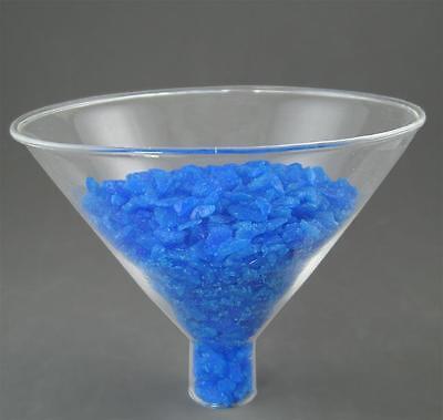 Powder Funnel 100mm Borosilicate Glass