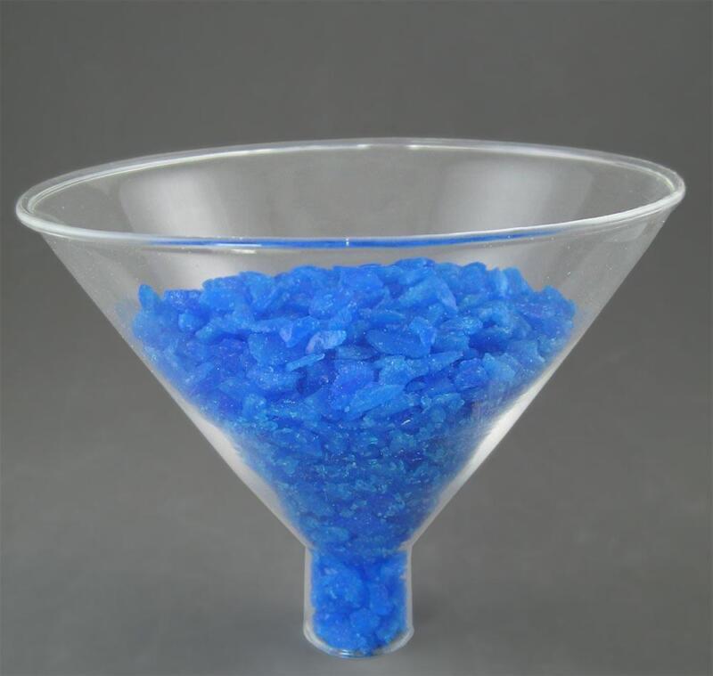 NC-13091, Powder Funnel, 100mm Borosilicate Glass