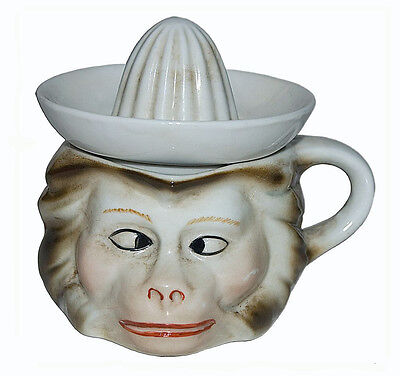 German Monkey Vintage Small Reamer / Juicer