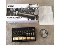 Korg Volca Beats Analogue Drum Machine Sequencer - 909, 808, 707 sounds