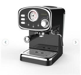 Cookworks Espresso Coffee Machine