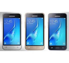 Brand New Unlocked Samsung Galaxy J1 Mini Prime Duos(Dual Sim) 8gb Black Gold And White Colour