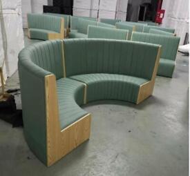 Booth seating bench seating bespoke