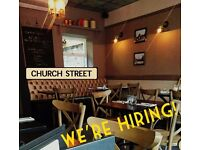 Church Street Restaurant, Magherafelt. Assistant Manager/Supervisor Position Available