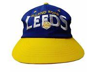 BRAND NEW Leeds Football Caps
