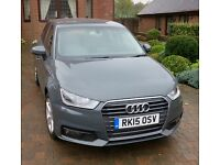 AUDI A1 1.4 TFSI SPORT 5DR S TRONIC - 2015, just 1250 miles!