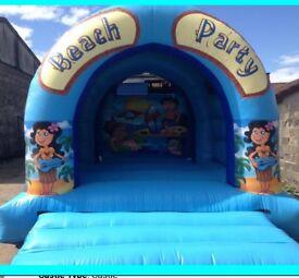 Commercail Bouncy Castle