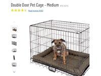 Pet Cage unused