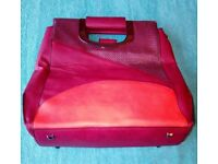 Mexx Leather bag maroon