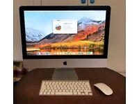 Apple 21.5-inch iMac, i5 Quad Core 2.7GHz, 8GB RAM, 1TB HDD, Slim