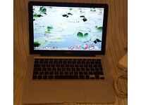 "Apple Macbook PRO 13"" 2. 4Ghz, 4GB Ram and 500GB HD with MS Office."