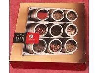 Sainsburys TU Magnetic Spice Rack