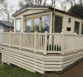 FOR SALE - 2012 3 Bed ABI St David Static Caravan