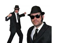 Blues Brothers fancy dress outfit