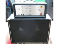 Vintage Selmer Treble n Bass Amp & Cab (1970) Fully Serviced in Great Condition