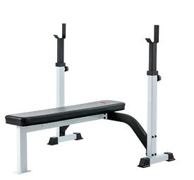 YORK OLYMPIC FIXED FLAT WEIGHT BENCH