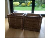 IKEA Baskets x 2