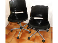 Office or PC Chairs - Adjustable Height - £8 each