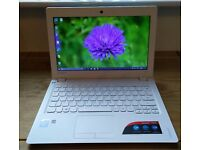 "Lenovo Ideapad 100S - 11.6"" Blue Laptop with Windows 10"