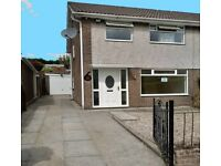 3 BEDROOM SEMI WITH GARAGE BRENTWOOD WAY NEWTOWNARDS ARDS TO RENT TO LET