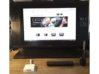 Wacom Cintiq 24HD Graphics Tablet