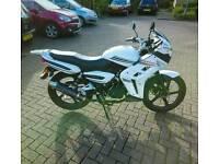 125cc Almost New - Direct bikes Sport