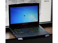 Alienware m15x upgraded gpu £330 ono