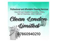 Affordable Professional Cleaning Services - Domestic, Commercial, After Builders, End of Tenancy