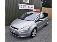 2008 FORD S-MAX TITANIUM 2.0 TDCI, 7 SEATS, TWO KEYS, SERVICED, SERVICE HISTORY