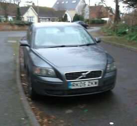 Volvo S40, Facelife model, 2.0D, MOT Dec 2017,