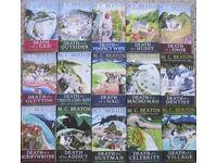 Hamish MacBeth books by M C Beaton