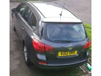 2012 Vauxhall Astra Diesel Estate 1.7