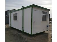 Portable Canteen Portable Cabin Welfare Unit Portable Building Shipping Container