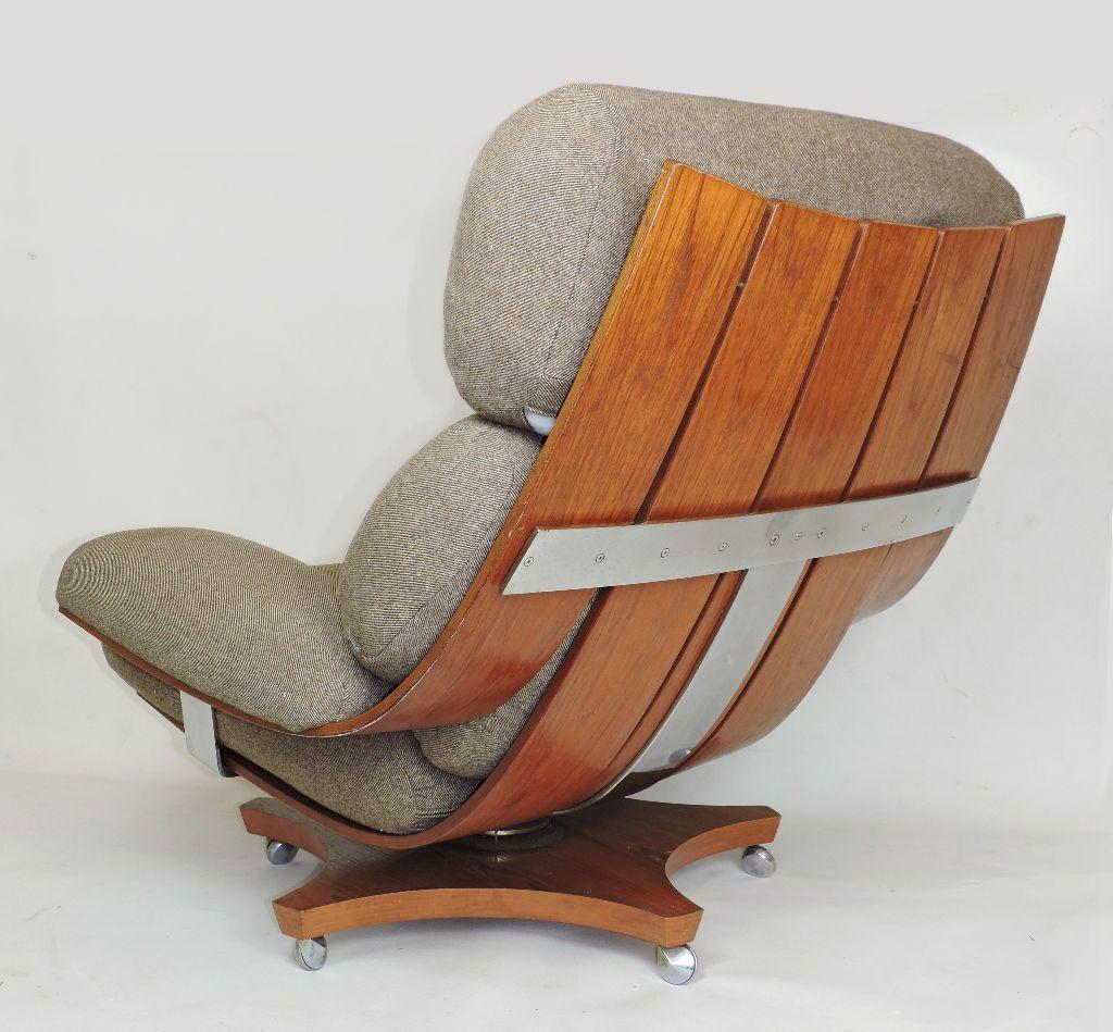 G Plan Housemaster Chair Armchair K M Wilkins 1970s